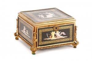 Napoleon III Dresser Box Maison Alph Giroux