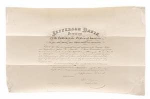 Jefferson Davis GA Attorney Appointment Document