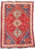 Hand Woven Persian Shiraz 3 6 x 5 6