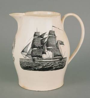 Liverpool pitcher 19th c