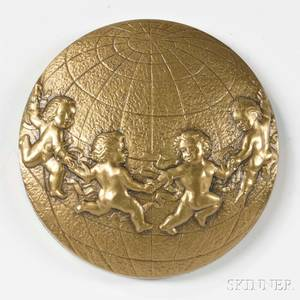 Alexander Shagin Russian b 1947 One Planet Bronze Medal