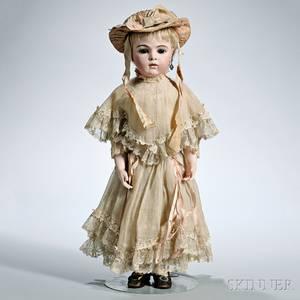 Bb Bru Jne Bisque Head Doll