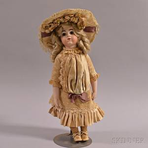 Bru Jne Bernice Bisque Head Doll
