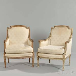 Pair of Louis XVIstyle Armchairs