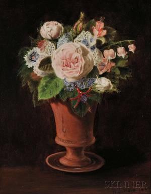 William Jacob Hays American 18301875 The Little Bouquet