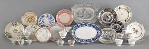 Large group of miscellaneous china