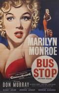 MARILYN MONROE BUS STOP POSTER