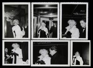 MARILYN MONROE ORIGINAL PHOTOGRAPHS