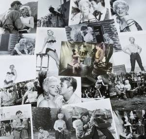 MARILYN MONROE VINTAGE PHOTOGRAPH ARCHIVE FOR RIVER OF NO RETURN