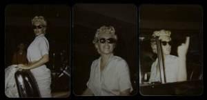MARILYN MONROE ORIGINAL CANDID PHOTOGRAPHS