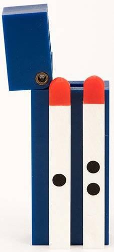 Matchstick Paddles Holland Eddy Taytelbaum ca 1970