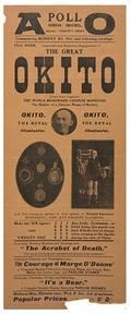 Okito Theodore Tobias Bamberg The Great Okito Royal