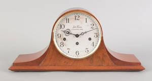 Seth Thomas mahogany mantle clock early 20th c