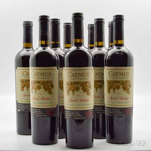 Caymus Special Selection 1995 12 bottles