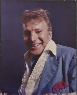 Autographed Photograph of Ferlin Husky 1972