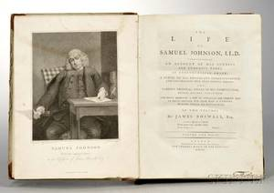 Boswell James 17401795 The Life of Samuel Johnson