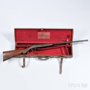 John Dickson  Son Rook Rifle with Makers Case