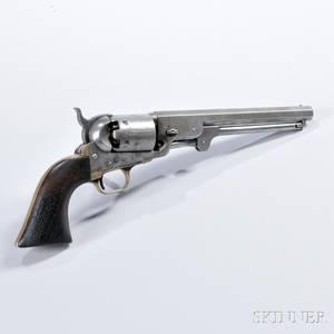 Martially Marked Colt Model 1851 Navy Revolver