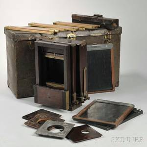 Kodak 8 x 10 2D View Camera