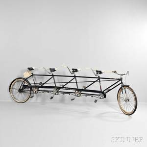 Columbia Fourseat Tandem Bicycle