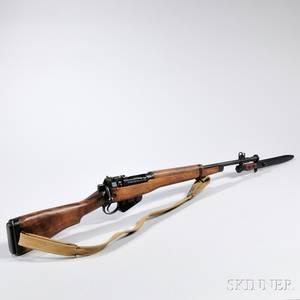 British No 5 MK I Jungle Carbine and Bayonet