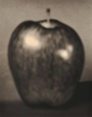 Tom Baril American b 1952 Red Apple
