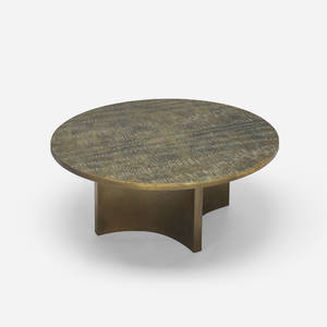 Philip and Kelvin LaVerne   Eternal Forest coffee table
