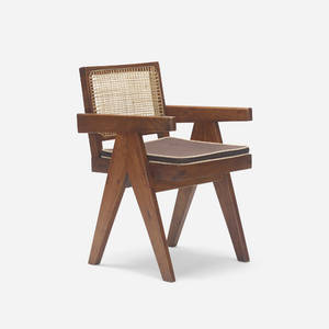 Pierre Jeanneret   armchair from Chadigarh
