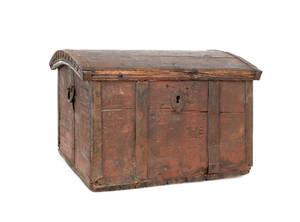 Continental dome lid lock box