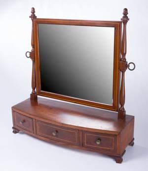 Centennial Federal Style Shaving Mirror