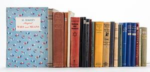Miscellaneous Group of 22 Vintage Books on Conjuring