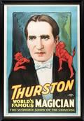 Thurston Howard Thurston Worlds Famous Magician