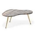 Italian biomorphic coffee table