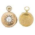 Two good swiss pocket watches as found