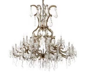 Italian Rococo Style 24 Light Crystal Chandelier