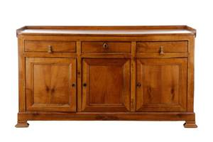 French Provincial Cherry Buffet 19th C