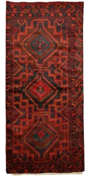 Hand Woven Baluchi Runner 3 x 6 11