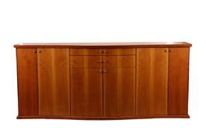 Skovby Danish Modern Teakwood Sideboard