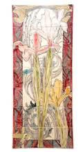 21 Villeroy  Boch Jugendstil Tiles Irises