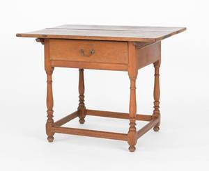 Pennsylvania walnut tavern table ca 1765