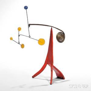 Alexander Calder American 18981976 Untitled Standing Mobile c 1965