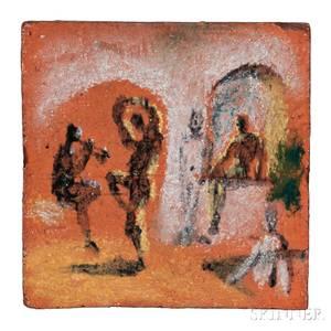 Pablo Picasso Spanish 18811973 Le joueur de diole