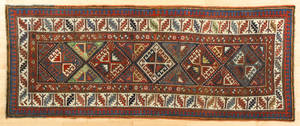 Kazak carpet early 20th c