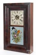 Seth Thomas Empire mahogany mantel clock