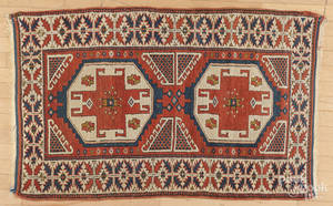 Semi antique Kazak carpet