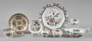 Chinese export porcelain 19th c