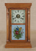 Seth Thomas ogee mantle clock