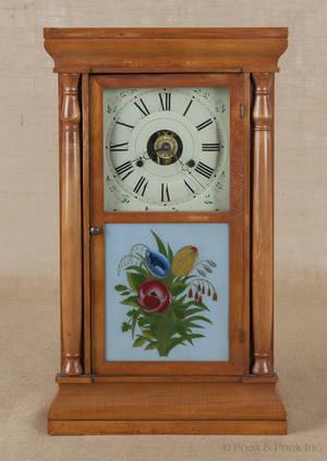 Seth Thomas ogee mantle clock