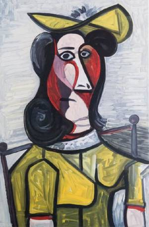 Pablo Picasso Serigraph Marina Picasso Estate