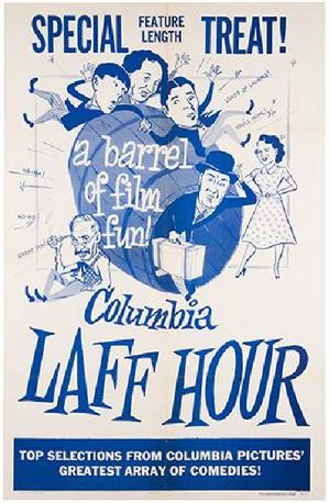 Columbia Laff Hour